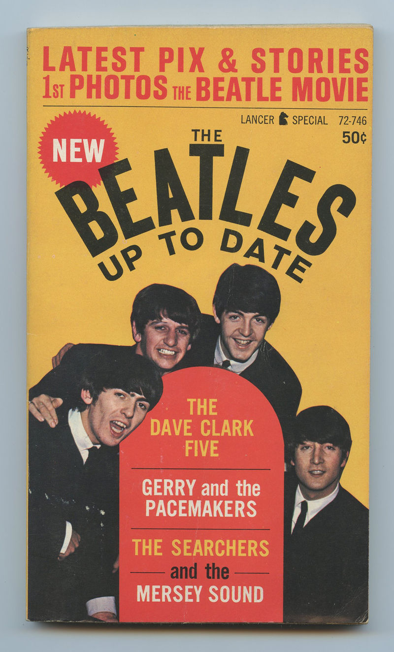 The Beatles Book The Beatles Up to Date 1964 Paperback