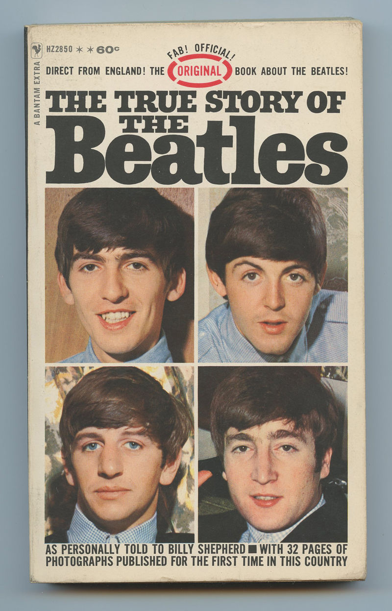 The Beatles Paperback The True Story of The Beatles 1964