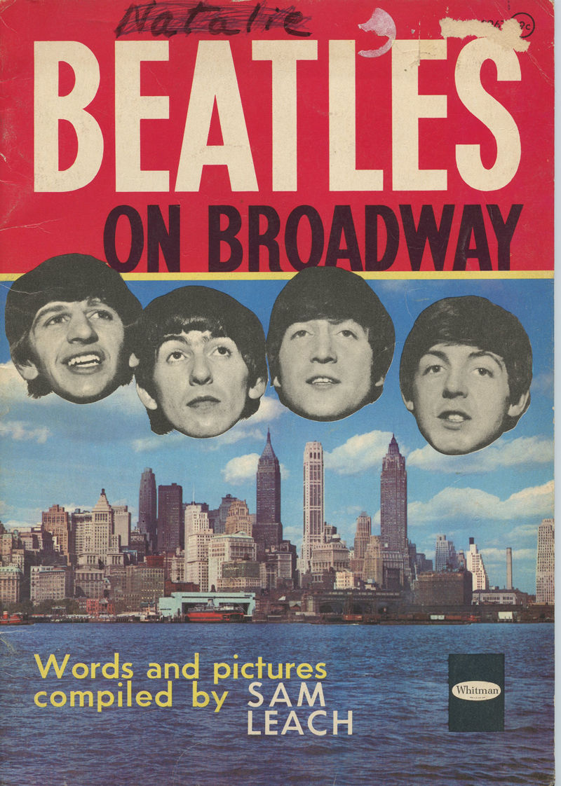 The Beatles Magazine Back Issue 1964 On Broadway