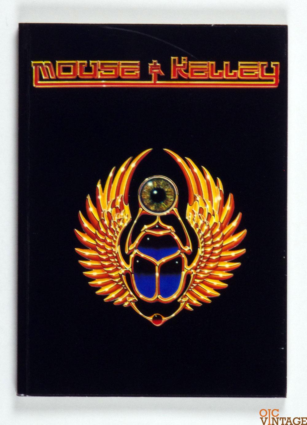 Stanley Mouse Alton Kelley Book Psychedelic Art book 1979 Nov 1st Edition