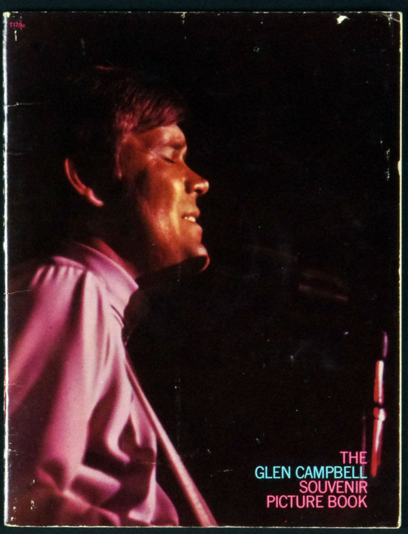 Glen Campbell Picture Book 1970