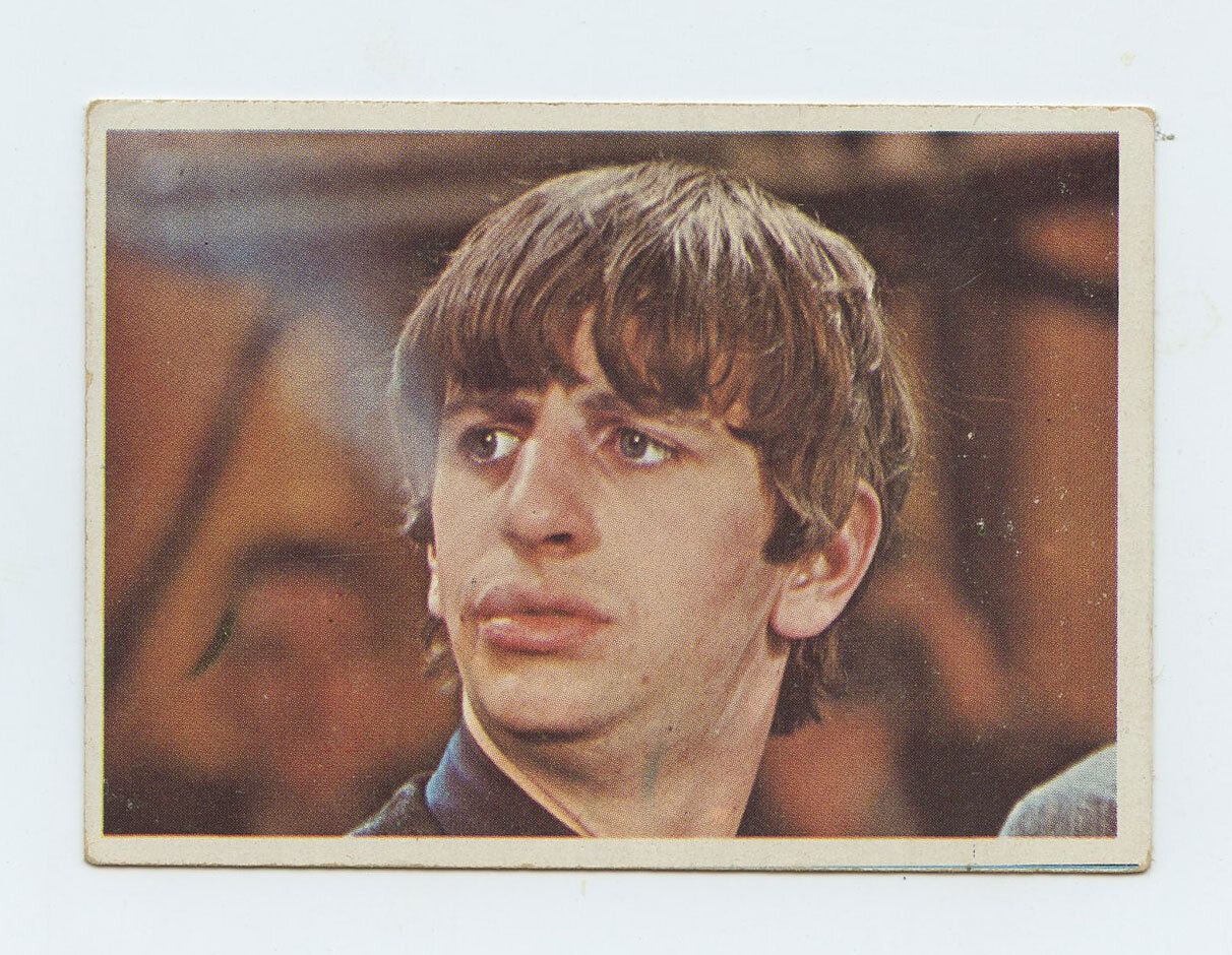 The Beatles Card 1964 Topps Color #20