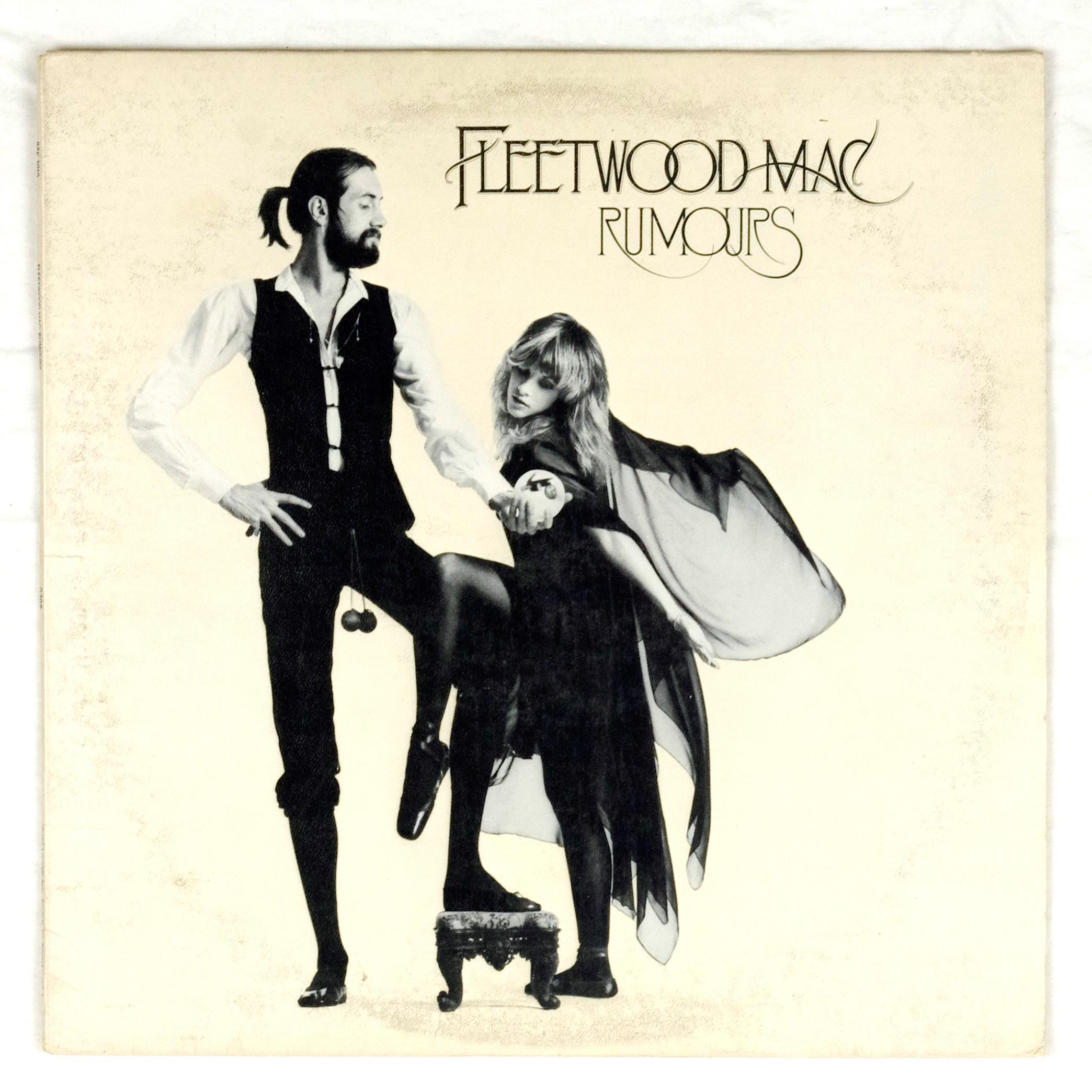 Fleetwood Mac Vinyl Rumours 1977